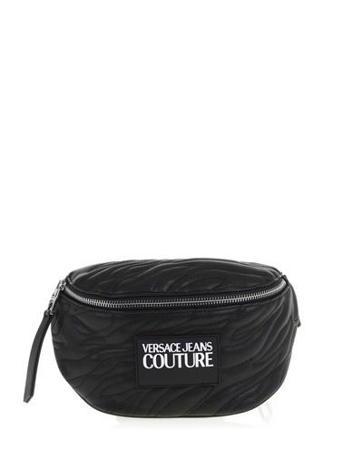 Versace Jeans Bel Çantası Siyah